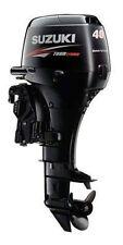 40 HP SUZUKI  DF40ATL, 20 in Long Shaft - Electric Start - Remote Streeing - PTT