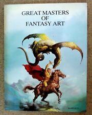 Great Masters Of Fantasy Art. en Ingles. Eckart Sackmann