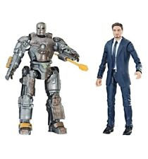 Hasbro - Marvel Legends - Iron Man  - pack 2 figurines Tony Stark & Mark 1 -