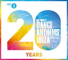 Various BBC Radio 1s Dance Anthems IBIZA 20 Years Mixed by Danny Howard