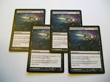 4x MTG Morsa dell'Oscurità-Grasp of Darkness Magic EDH SOM Mirrodin ITA-ING x4