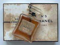 Chanel NO 5 PARFUM EXTRAIT 14 ml 1/2 fl oz VINTAGE