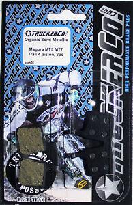 TruckerCo Disc Brake Pads Magura MT5 MT7 MT Trail Sport HC E AB MJ osm30 2 pc