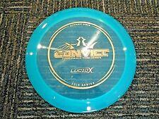 Dynamic Discs Dd Lucid X Tour Series Convict Disc Driver Aqua/Gold 174G ~Lsdiscs