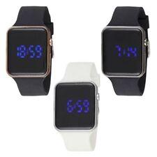 Relojes de pulsera para hombre LED