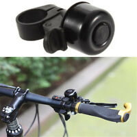 Black Sport Bicycle Cycling Bell Metal Horn Ring Safety Sound Alarm Handlebar