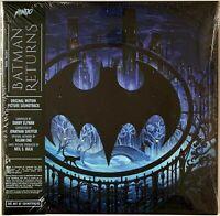 Batman Returns Original Movie Score [Black Vinyl] LP Record Album Mondo Bat-Man