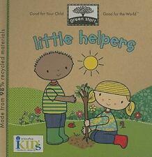 Little Helpers by Jillian Phillips (Board book)