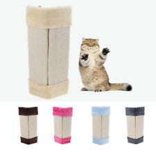 Sofa-Scratcher Cat Sisal Scratching Post & Couch-Corner / Furniture Protector