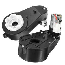 12V 12000RPM Electric Motor Gear Box For Kids Ride Car Hummer Jeep
