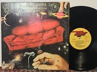 Frank Zappa One Size Fits All VG+ GATEFOLD AMAZING INCA ROADS