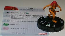 TIGRA #040 Civil War Storyline Marvel HeroClix