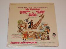 DOCTOR DOLITTLE SOUNDTRACK Lp RECORD GATEFOLD BOOKLET 1967 SEALED