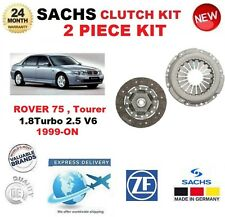 FOR ROVER 75 1.8 Turbo 2.5 V6 1999-ON SACHS 2 PIECE CLUTCH KIT ** OE QUALITY **