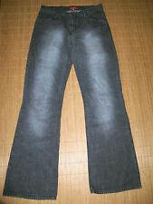H&M Damen-Bootcut-Jeans niedriger Bundhöhe (en)