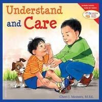 UNDERSTAND AND CARE Cheri J Meiners FREE SHIP paperback children's book empathy