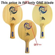 Sanwei HC.5 Table Tennis Blade HINOKI+Soft Carbon Long shakehand  FL