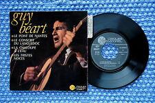 GUY BEART / EP TEMPOREL GB 60006 / BIEM 1967 ( F )