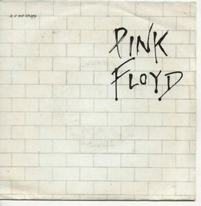 """SP 45T 7"""" vinyl - PINK FLOYD  - another brick in the wall France 1979"""