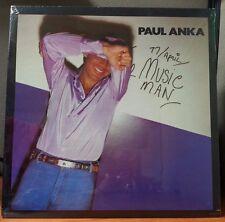 Paul Anka (Vinyl LP): The Music Man [New / Sealed, UA, UA-LA746H, 1977]