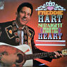 FREDDIE HART - STRAIGHT FROM THE HEART - KAPP - 1966 - MONO LP