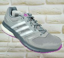 ADIDAS Questar Boost w Running Womens Trainers Grey Shoes 7 UK  40 EU