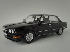 BMW M 535i 1980 1/18 Norev 183264 BLACK M535i M5 E28 5er M535 E12