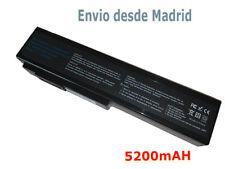 Batería para Asus N61 N61Vg N61Vn N61Ja N61Ja N61Jq N61Jv N61-A1 N61J A32-N61