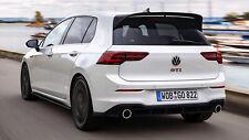 Golf 8 GTI/ 8 GTI CS Mittelschalldämpfer Attrappe Auspuffanlage Sportauspuff