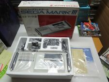 Sega Mark III System Sega Japan NEW