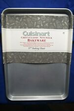 Cuisinart AMB-17BS 17-Inch Chef's Classic Nonstick Bakeware Baking Sheet-NWT