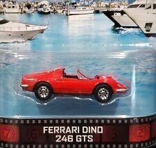 Hot Wheels Ferrari Dino 246 GTS Hart To Hart Retro Entertainment Detailed Car