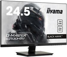 """iiyama G-Master G2530HSU-B1 Black Hawk  EEK A+ 62.23 cm (24.5"""") 1920 x 1080 F..."""