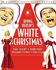WHITE CHRISTMAS (Diamond Anniversary Edt Luxe Package) -  Blu Ray -  Region free