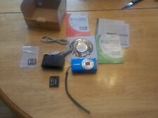 Canon PowerShot A4000 IS 16.0MP Digital Camera - with box   blue