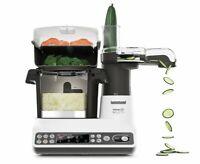 Kenwood KCook Multi CCL401WH - Robot de Cocina 4 platos a la vez 6 Programas