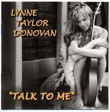 Donovan, Lynne Taylor - Talk To Me CD - NEW