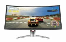 """BenQ XR3501 35"""" LED Curved Gaming Monitor 144hz 2560x1080"""