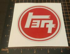TEQ rd Racing toyota TRD celica mr2 supra frs brz reflective stickers decal US