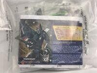 Botcon 2013 Transformers Attendee Only Bonus Figure Machine Wars Starscream