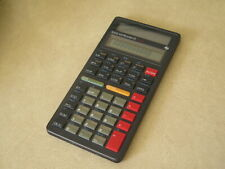 Vintage Texas InstrumentsTI-34 Scientific Calculator, Solar Powered Calculator