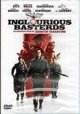 DVD - INGLOURIOUS BASTERDS - Brad Pitt