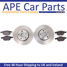 Renault Grand Scenic 2.0 dCi 06-09 Front Brake Discs & Pads OE Quality