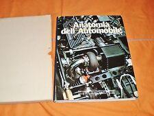 anatomia dell'automobile, editoriale domus-quattroruote, 1977  in 8° grande