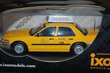 1/43 IXO DIECAST NYC FORD CROWN VICTORIA TAXI