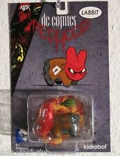 Kidrobot DC Labbits des Künstlers Frank Kozik und DC Comics Redhood