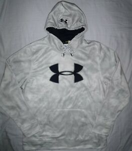 NEW UNDER ARMOUR Storm Mens Size Large Pullover Hoodie Sweatshirt