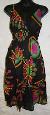 New Fair Trade Dress 8 10 Ethnic Boho Ethical Nepal Cotton Summer Beach