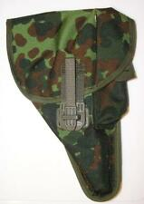 GERMAN ARMY HOLSTER for WALTHER P38 PISTOL in FLECKTARN CAMO