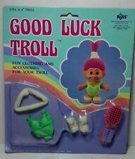 Russ Berrie Good Luck Troll Accessories Kit #18372 Work out set
